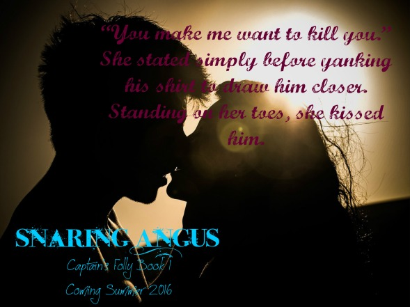Snaring Angus Teaser 1