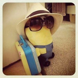 minion vacation